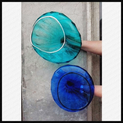Blown Glass Bowl Wall Art Decor : blown glass plates wall art - www.pureclipart.com
